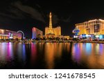 las vegas  usa   july 26  2018  ... | Shutterstock . vector #1241678545