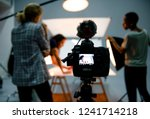 product photography shoot of... | Shutterstock . vector #1241714218