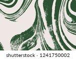 green ink texture watercolor... | Shutterstock .eps vector #1241750002