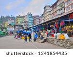 ravangla  india   november 11 ... | Shutterstock . vector #1241854435