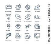 screen  script  search  search... | Shutterstock .eps vector #1241866348