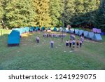 drahnovice  czech republic  ... | Shutterstock . vector #1241929075