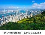 hong kong   november 5  2018 ... | Shutterstock . vector #1241933365