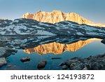 Sierra Nevada Alpenglow...