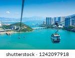 hong kong   november 6  2018 ... | Shutterstock . vector #1242097918