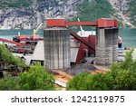 tyssedal  norway   june 22 ... | Shutterstock . vector #1242119875
