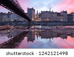 lyon   france  november 24 2018 ... | Shutterstock . vector #1242121498