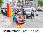 kaohsiung  taiwan november 25 ...   Shutterstock . vector #1242146428