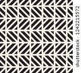 vector seamless pattern.... | Shutterstock .eps vector #1242215572