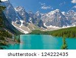 Majestic Mountain Lake In...