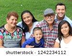 Hispanic Family With Good...