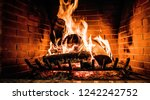 Fireplace Fire Wood