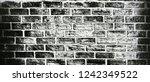old grunge cracked vintage... | Shutterstock . vector #1242349522