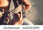 Electric Guitar  Guitarist.