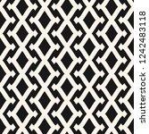 raster geometric seamless...   Shutterstock . vector #1242483118