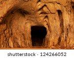 Ancient Cave Entrance