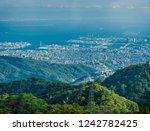 september 2018. panorama view... | Shutterstock . vector #1242782425