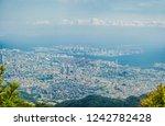 september 2018. panorama view... | Shutterstock . vector #1242782428