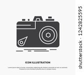 camera  photography  capture ... | Shutterstock .eps vector #1242825595