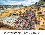 fes  morocco   november 20 ...   Shutterstock . vector #1242916792