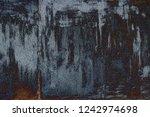 old metal texture grunge... | Shutterstock . vector #1242974698