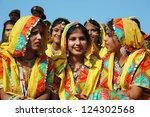 pushkar  india   november 21 ... | Shutterstock . vector #124302568