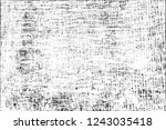 grunge is black and white.... | Shutterstock . vector #1243035418