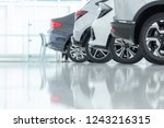cars for sale  automotive... | Shutterstock . vector #1243216315