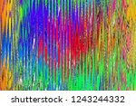 colorful zigzag background ... | Shutterstock . vector #1243244332