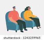 vector cartoon illustration of...   Shutterstock .eps vector #1243259965