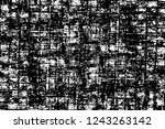grunge overlay layer. abstract... | Shutterstock .eps vector #1243263142