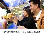shot of group of attractive...   Shutterstock . vector #1243335685