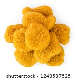 Bunch Of Chicken Nuggets On A...