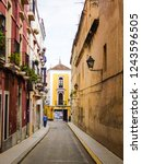 badajoz  spain   circa april... | Shutterstock . vector #1243596505