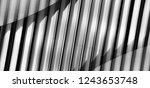 lath structure of wall  ceiling ... | Shutterstock . vector #1243653748