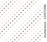 seamless geometric pattern.... | Shutterstock .eps vector #124372486