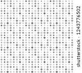 abstract seamless pattern... | Shutterstock . vector #1243776502