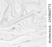 abstract black and white... | Shutterstock . vector #1243860772