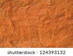Red Brick Texture Macro Closeu...