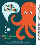 Underwater Birthday Card Desig...