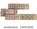 Постер, плакат: brand your business
