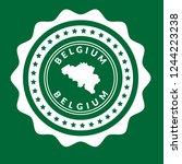 belgium silhouette map  belgium ...