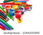 Colorful Tools For Creative Work
