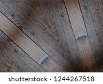 texture of brazilian rosewood ... | Shutterstock . vector #1244267518