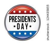 presidents day background ...   Shutterstock .eps vector #124435855