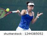hua hin  thailand november 28... | Shutterstock . vector #1244385052