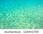 Water Ocean Background. Clear...