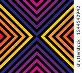 retro 1980 1990 s style...   Shutterstock .eps vector #1244542942