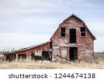 Abandoned Midwest Barn....