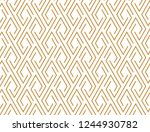 abstract geometric pattern with ...   Shutterstock . vector #1244930782